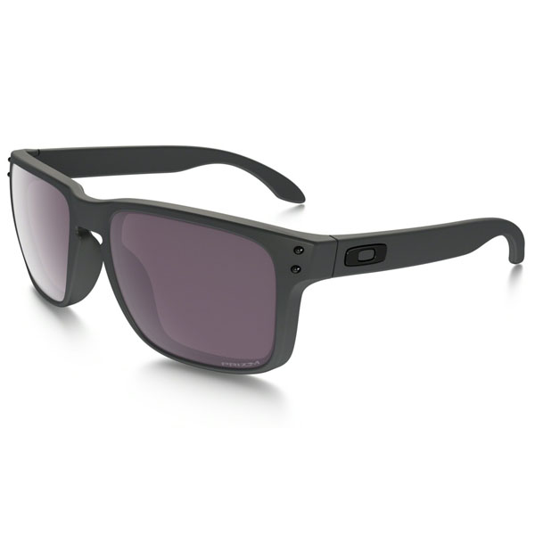 Oakley HOLBROOK™ PRIZM™ DAILY POLARIZED STEEL COLLECTION (ASIA FIT) Men OO9244-18 Outlet Store