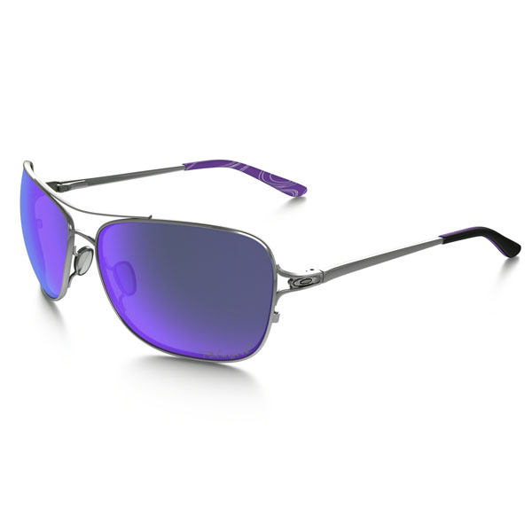 Oakley CONQUEST™ POLARIZED VIOLET HAZE COLLECTION Women OO4101-07 Outlet Store