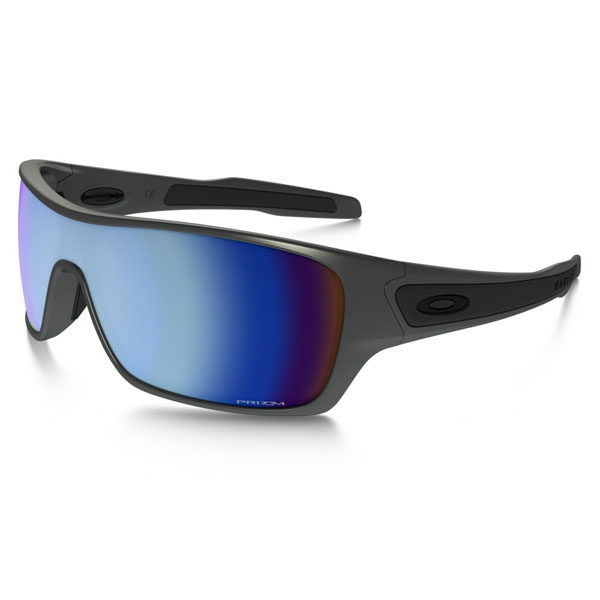 Oakley TURBINE™ ROTOR PRIZM™ DEEP WATER POLARIZED STEEL COLLECTION Men OO9307-09 Outlet Store
