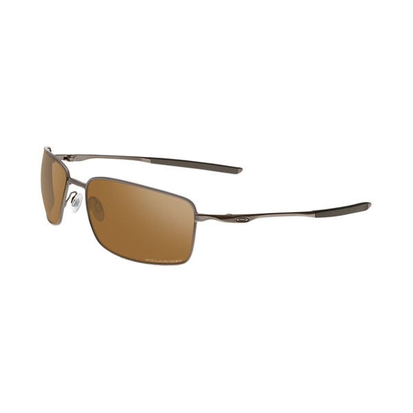 Oakley SQUARE WIRE™ POLARIZED Men OO4075-06 Outlet Store