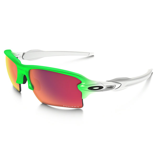 Oakley FLAK™ 2.0 XL PRIZM™ FIELD GREEN FADE EDITION Men OO9188-43 Outlet Store