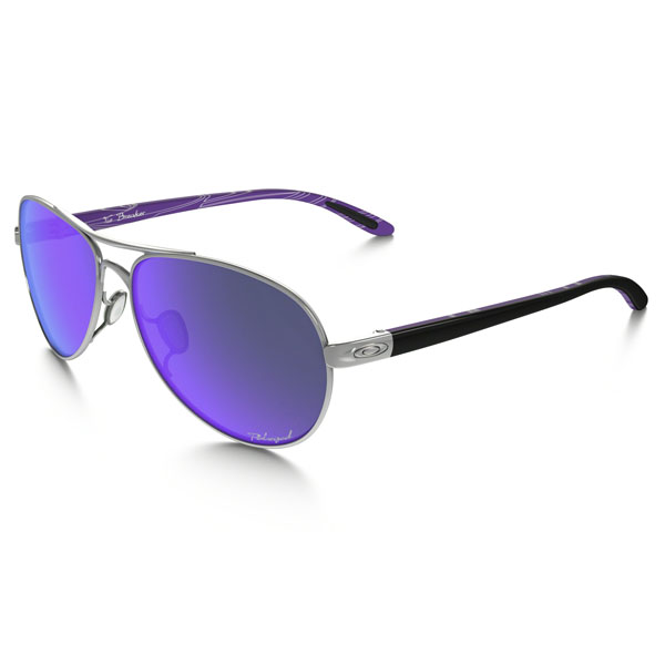 Oakley TIE BREAKER VIOLET HAZE COLLECTION Women OO4108-10 Outlet Store